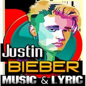 Justin Bieber Songs Lyric Mp3 2017 Karaoke icon