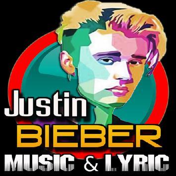 Justin Bieber Songs Lyric Mp3 2017 Karaoke poster