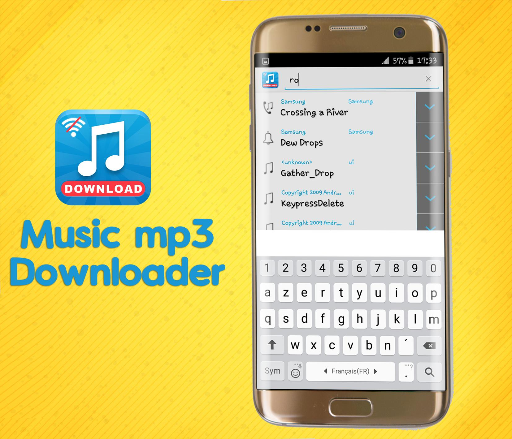 Music Mp3 download no WiFi cho Android - Tải về APK