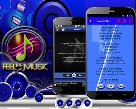 Marama - La Quiero Conocer. Musica y Letras apk screenshot
