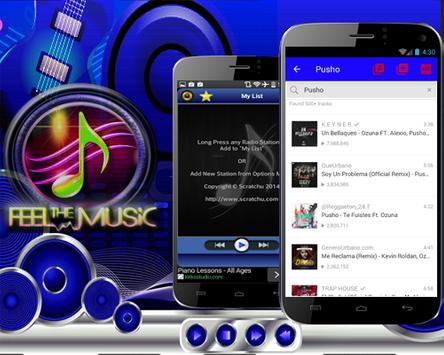 Pusho - Guerra. Music y Letras screenshot 3