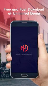 MP3 Music Downloader Player poster