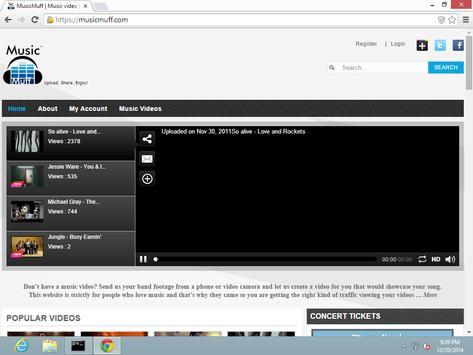 MusicMuff screenshot 5