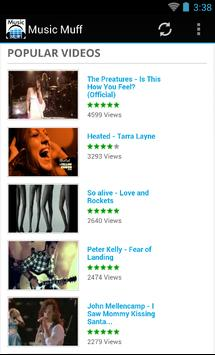 MusicMuff screenshot 2