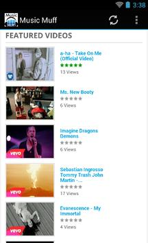 MusicMuff screenshot 3