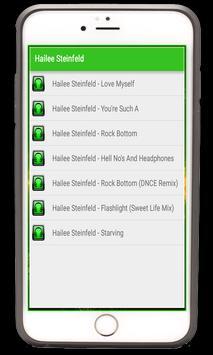 Hailee Steinfeld 2017 screenshot 3