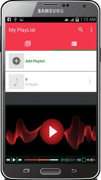 Music - New Music Player, Player-MP3 For Android apk screenshot