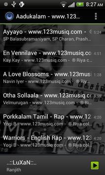 Default Music Player screenshot 3