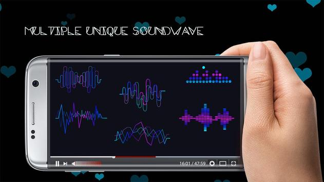 Music Visualizer - Visual Sounds Music poster