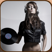 Blackplayer music mp3 player icon