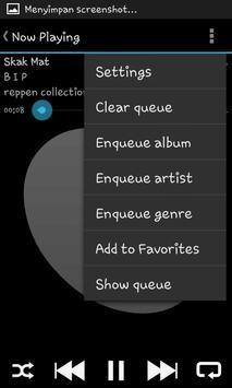 Blackplayer music mp3 player screenshot 5