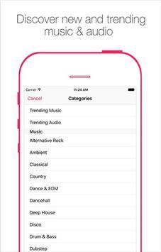 Music Player Lecteur Audio apk screenshot