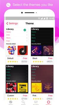 íMusic IOS11: Music player OS 11 screenshot 2