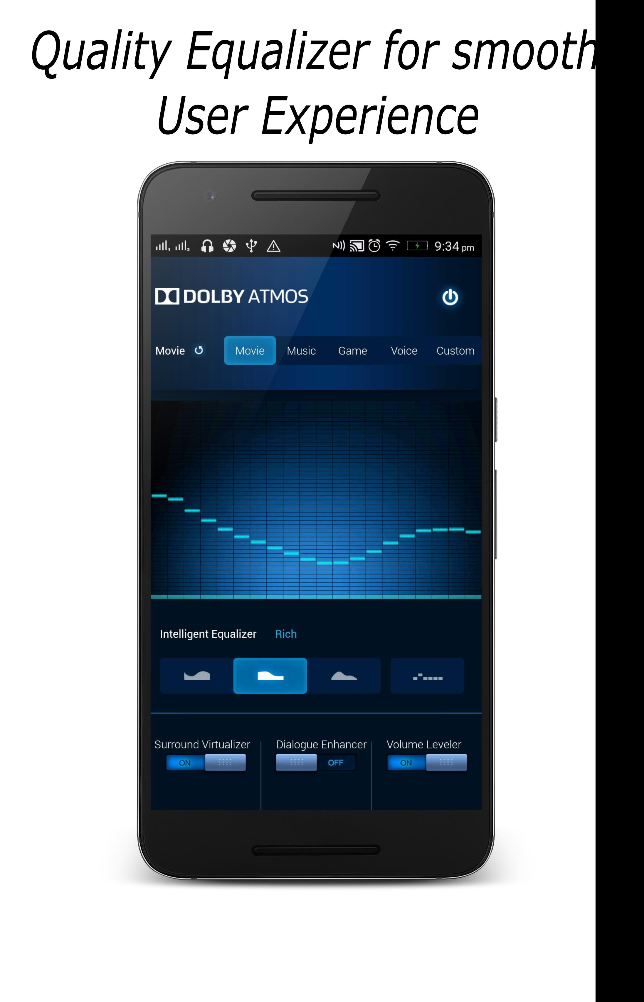Dolby Atmos Music Player