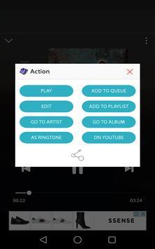 Music Player Skull apk screenshot
