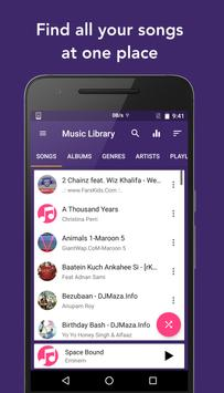 Tune Music Player : MP3 Player and Ringtone Cutter poster