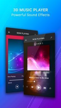 3D Music Player screenshot 3