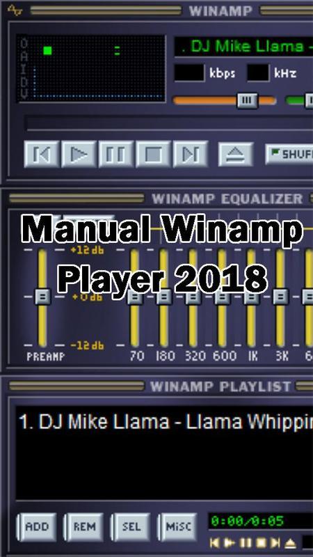 Winamp Android 2018