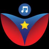 music hero player icon