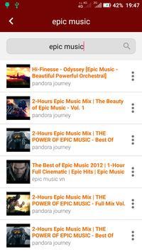 music hero player apk screenshot