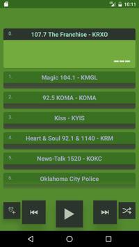 Oklahoma Internet Radio Free apk screenshot