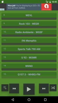 Memphis Internet Radio Free apk screenshot