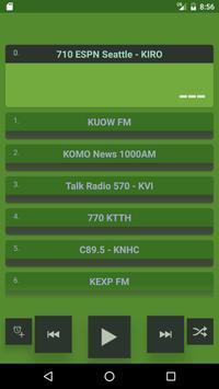 Seattle Internet Radio Free apk screenshot
