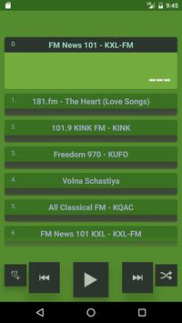 Portland Internet Radio Free apk screenshot