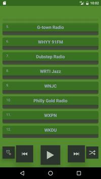 Philadelphia Internet Radio apk screenshot
