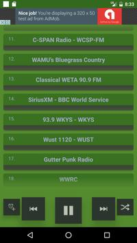 Washington Internet Radio Free apk screenshot