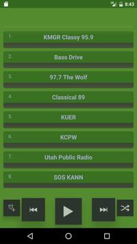 Utah Internet Radio Free apk screenshot