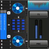 DJ Recorder Mixer icon