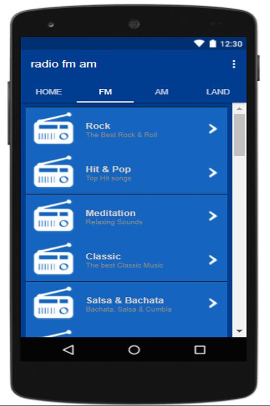 Download fm radio without internet