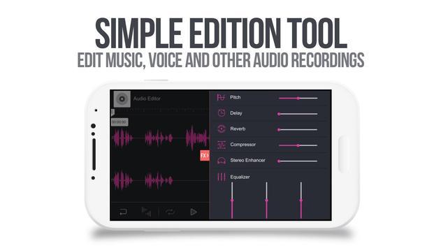Audio Editor Tool poster