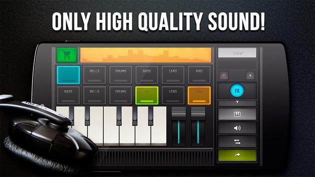 DJ Pads - Music Mix Maker apk screenshot