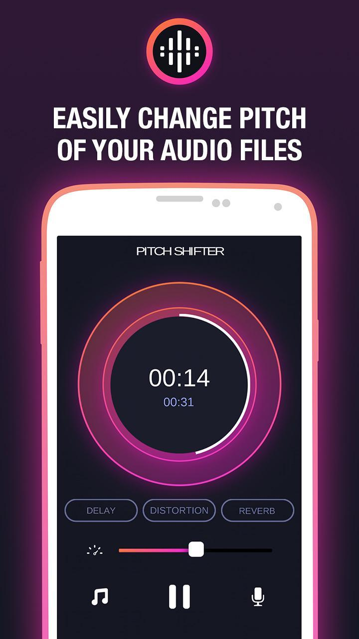 Pitch Shifter for Android - APK Download