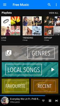 Free Music Player apk screenshot