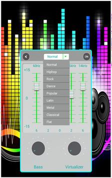 Music Equalizer With Hd Sound apk screenshot