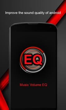 Music Volume EQ poster
