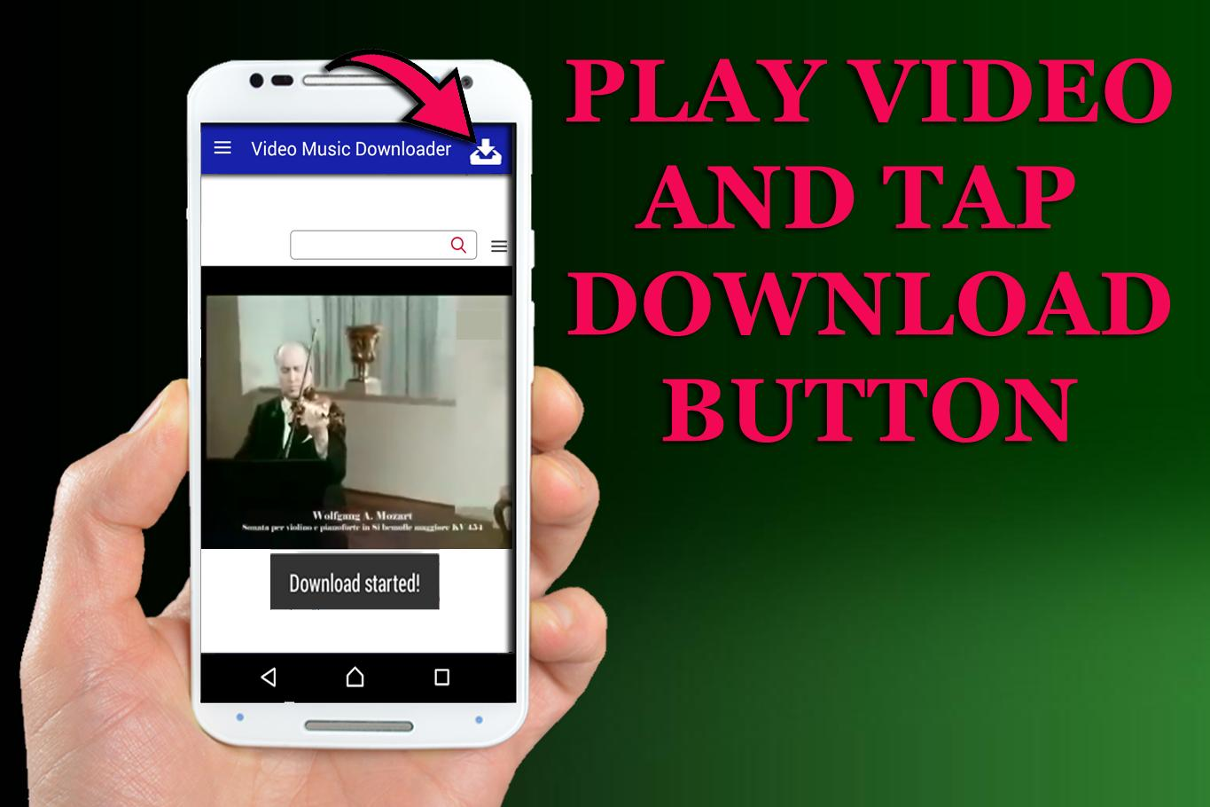 Video MP4 Music Downloader for Android - APK Download
