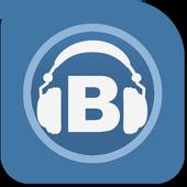 Скачать Музыка для Вконтакте icon