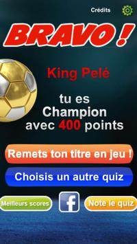 Quiz PSG apk screenshot