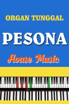 Organ Tunggal Pesona House Music poster