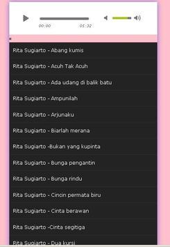 Music Dangdut Rita Sugiarto apk screenshot