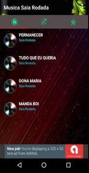Saia Rodada As Melhores Musica 2018 screenshot 1
