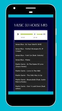 MUSIC DJ HOUSE MP3 poster