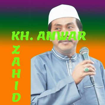 Kyai Funny KH. Anwar Zahid poster