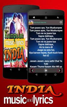 Lagu India apk screenshot