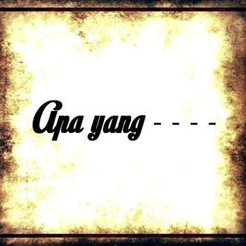 Andai Dia Tahu - Yovie ft. RAN poster