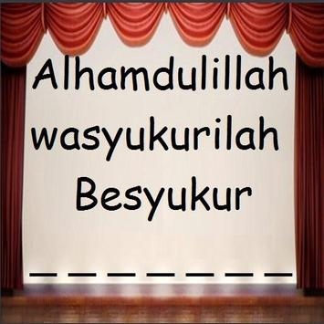 Opick - Alhamdulillah poster